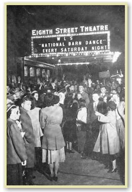 The Wls National Barn Dance